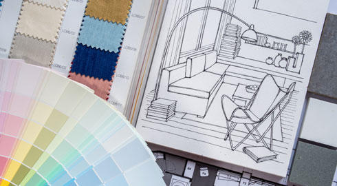 Interior design courses training classes hotcourses for Interior decorator certification online