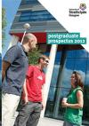 University of Strathclyde Postgraduate Prospectuses